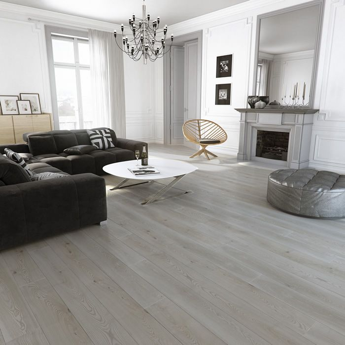 Natura Ash Puerto Rico Is An Engineered Plank Floor With A Brushed