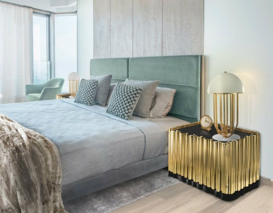 Uberlegen Luxus Schlafzimmer Dekor | Frühling Inspirationen |  Http://wohn Designtrend.de