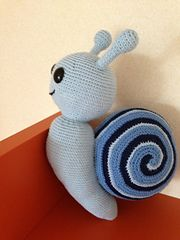 Ravelry: Schnecke, the spiral snail pattern by Teresa Alvarez