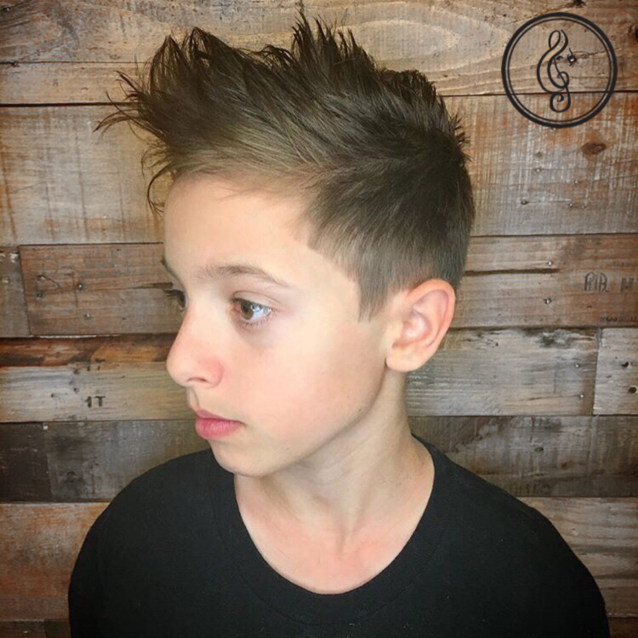 Boys Haircut Stylist Kids Cut Acappella Salon Our Work