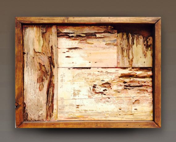 Reclaimed Wood Art Wall Art Neutral Colors Termite Holes Art Distressed Wood Art Wall Hanging Decor Origin Barn Wood Art Barnwood Wall Art Reclaimed Wood Art