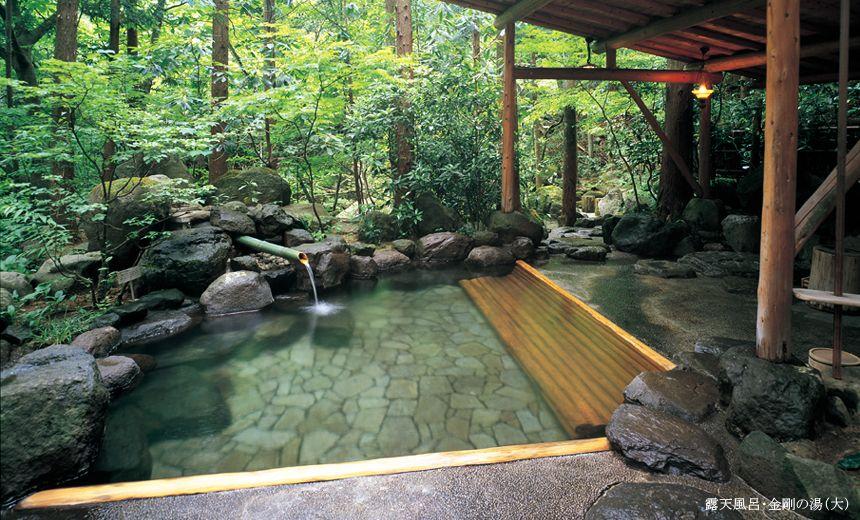 Onsen の画像 投稿者 Bonnie Uchida さん 日本のお風呂 奈良