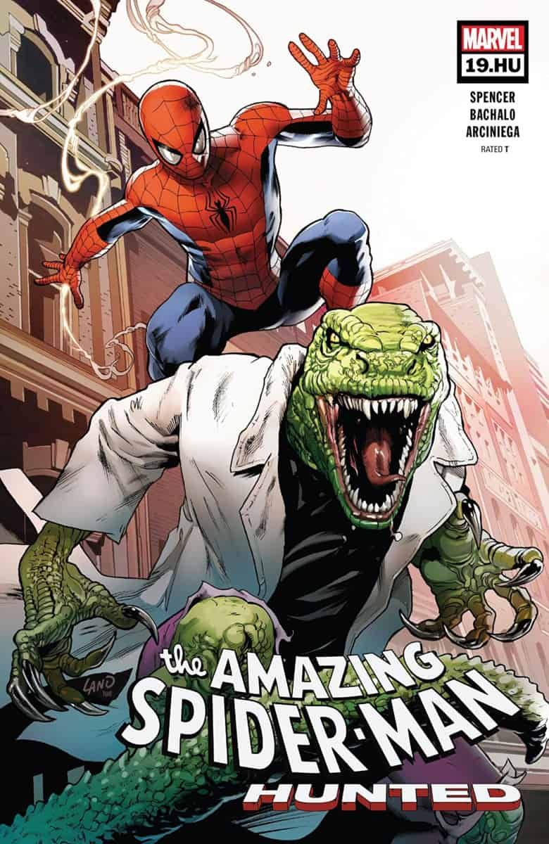Marvel Comics THE AMAZING SPIDER-MAN #19.HU first printing