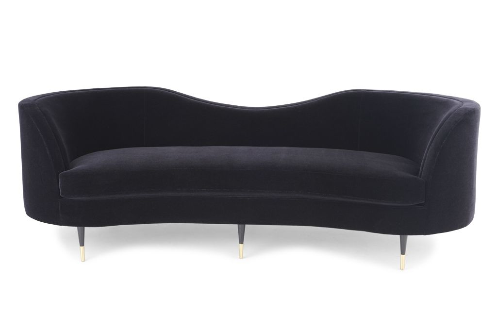 BRADLEY \'VIncent\' Sofa with mid-century Modern legs and ...