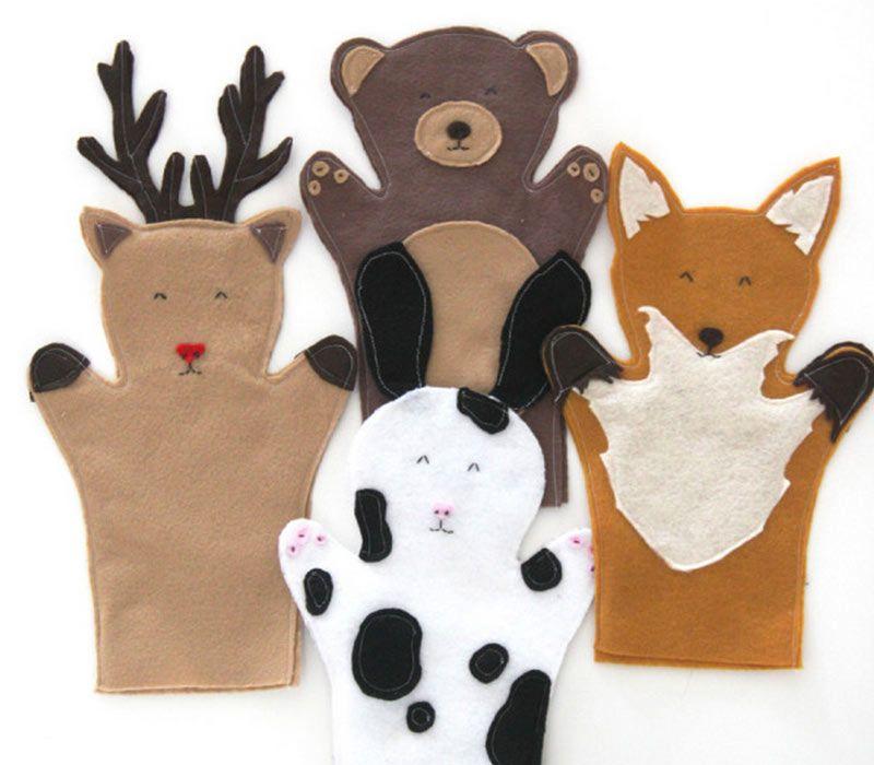 diy easy bear sock puppets for kids google search. Black Bedroom Furniture Sets. Home Design Ideas