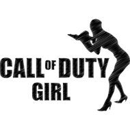 Call of Duty girl!