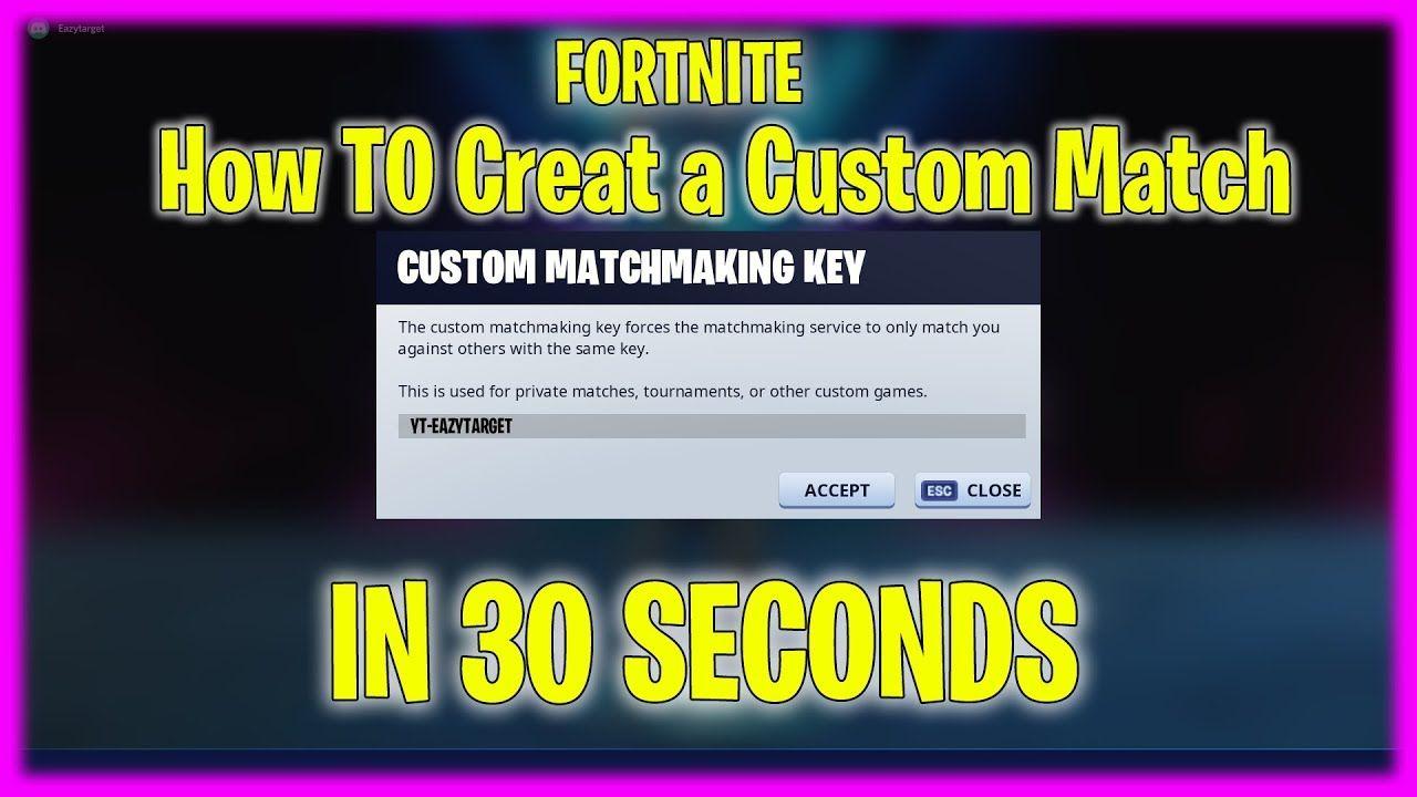 Create Custom Game Modes In Fortnite Pin On Fortnite Battle Royal Gameplay Season 5