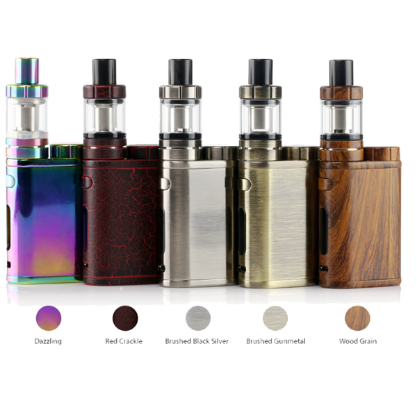 Eleaf iStick Pico 75W TC MOD Kit | Caught The Vapors | Vape starter