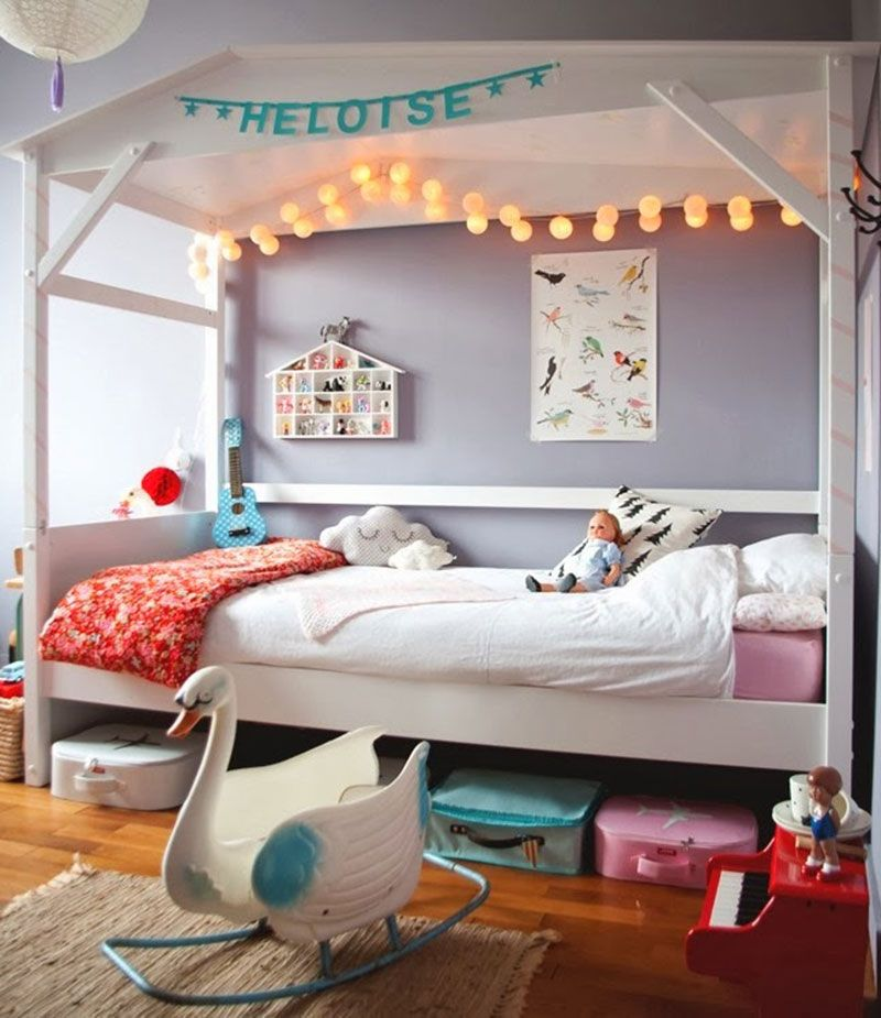 10 gorgeous girls rooms | more canopy ideas