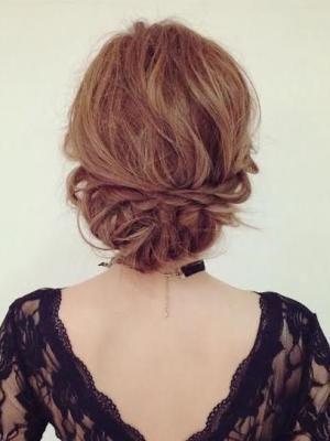 結婚式髪型セルフアレンジ|Pinterest ? 辰存?巽??辰存足達?速達??達??達??達??達?蔵達?造達??達?蔵達?他達?即達??|髪型