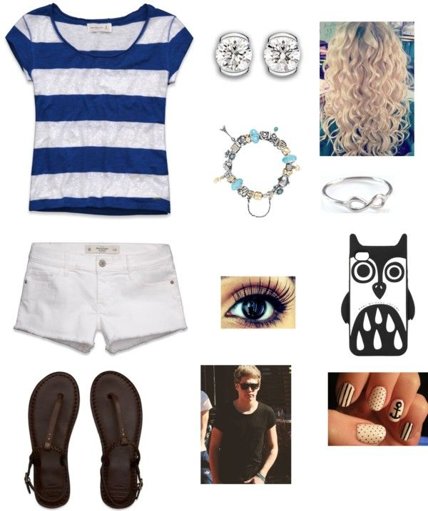 """Going to the park with Niall"" by harrysprincess-23 ❤ liked on Polyvore"