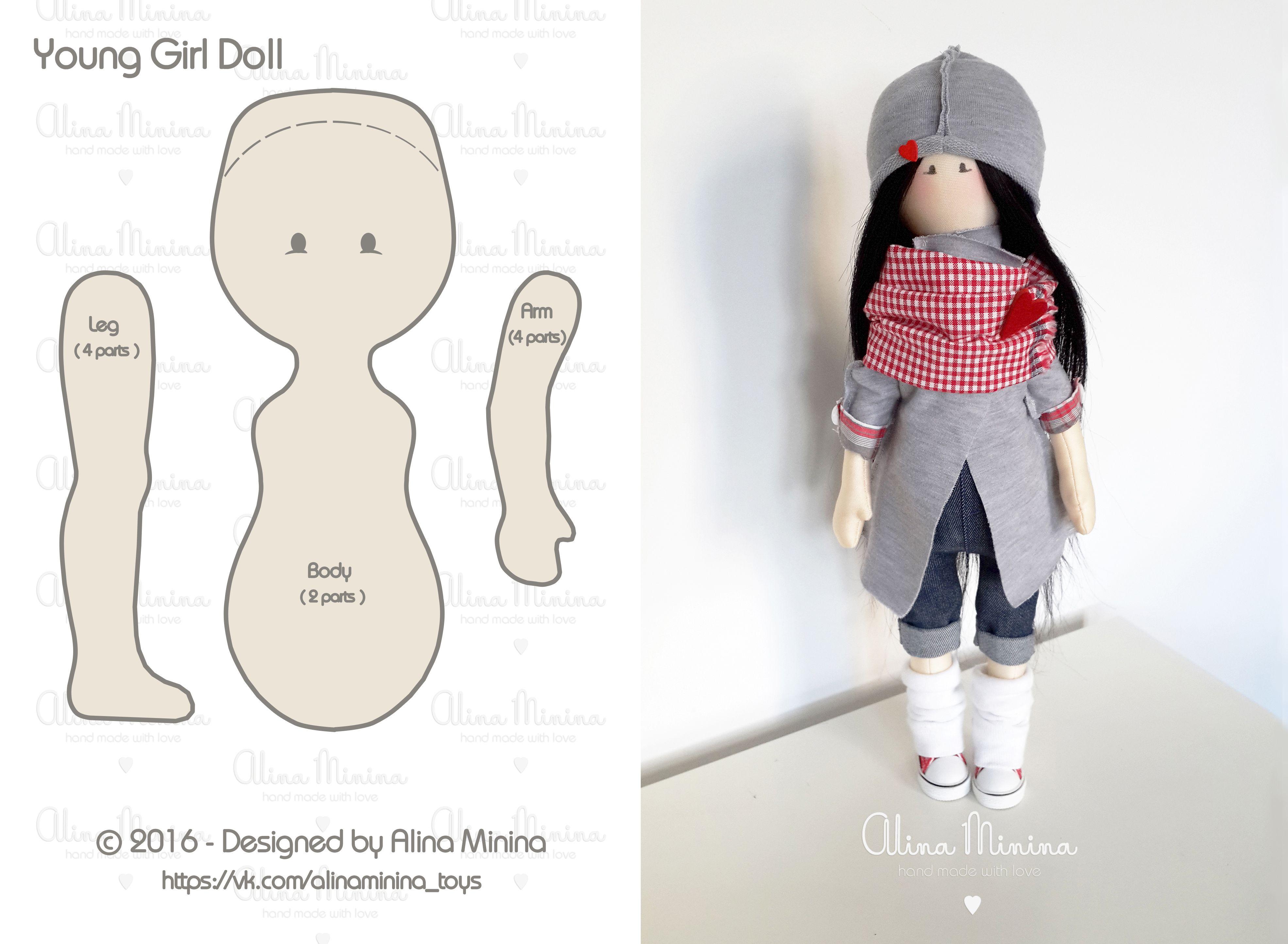 шьем куклу своими руками выкройки и фото отзывы