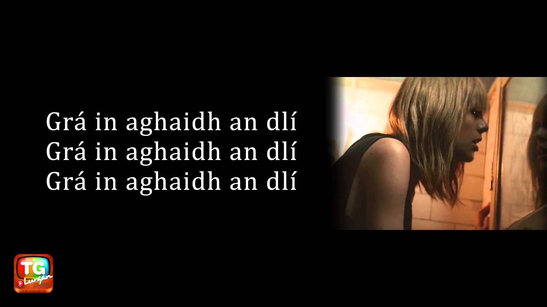 I knew you were trouble le taylor swift as gaeilge speaking i knew you were trouble le taylor swift as gaeilge hexwebz Images
