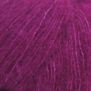 Farvekort for DROPS Brushed Alpaca Silk ~ DROPS Design