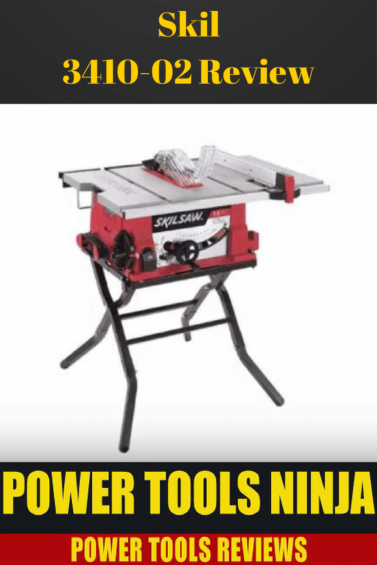 If you are looking for a table saw that is relatively portable and easy to use, then you should check out my SKIL 3410-02 review. via @powertoolsninja