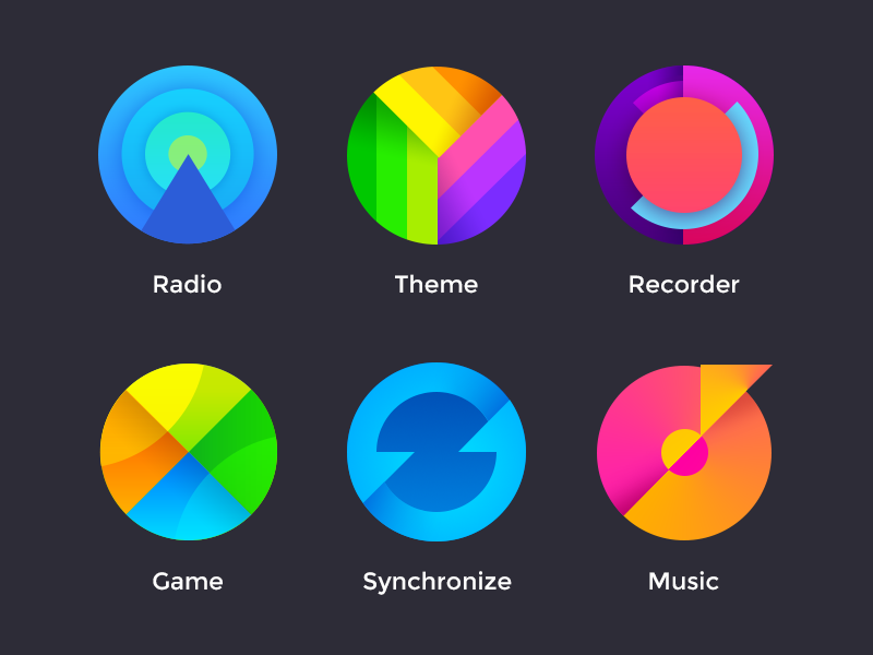Icon by Yuekun for 09UI