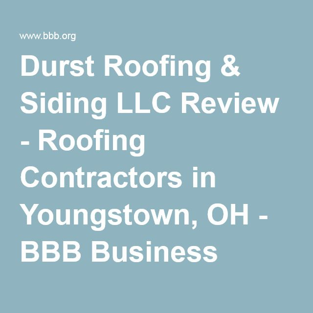 High Quality Durst Roofing U0026 Siding LLC Review   Roofing Contractors In Youngstown, OH    BBB Business