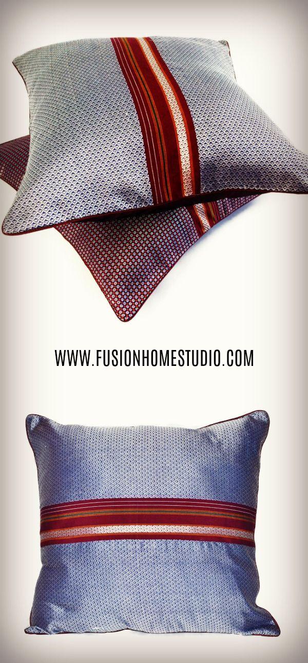 Bay Window Pillow Boho Dorm Decor Ice Blue Decorative Pillow Best Ice Blue Decorative Pillows