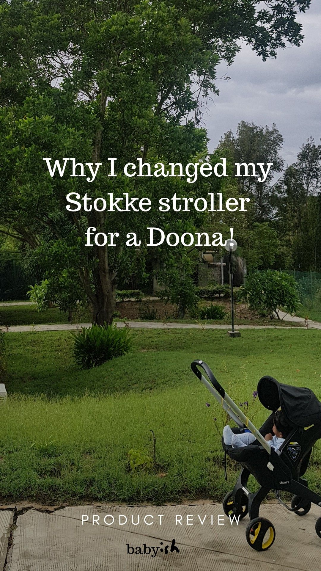 The Doona Car seat & Stroller Review Stroller reviews