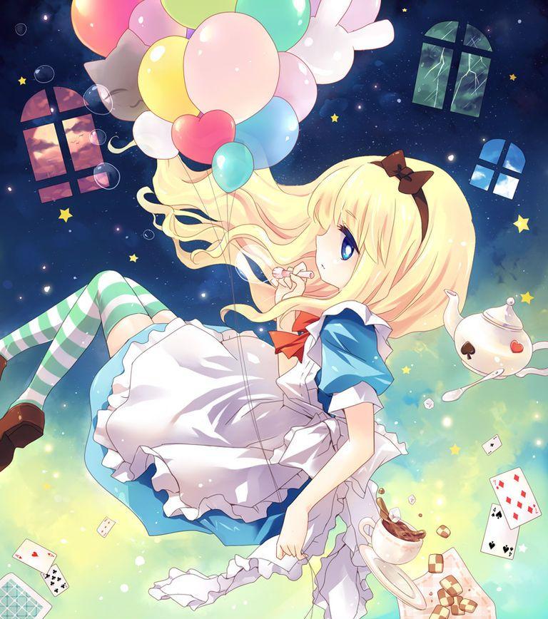 u Album on Imgur giggle in 2019 Alice anime, Anime