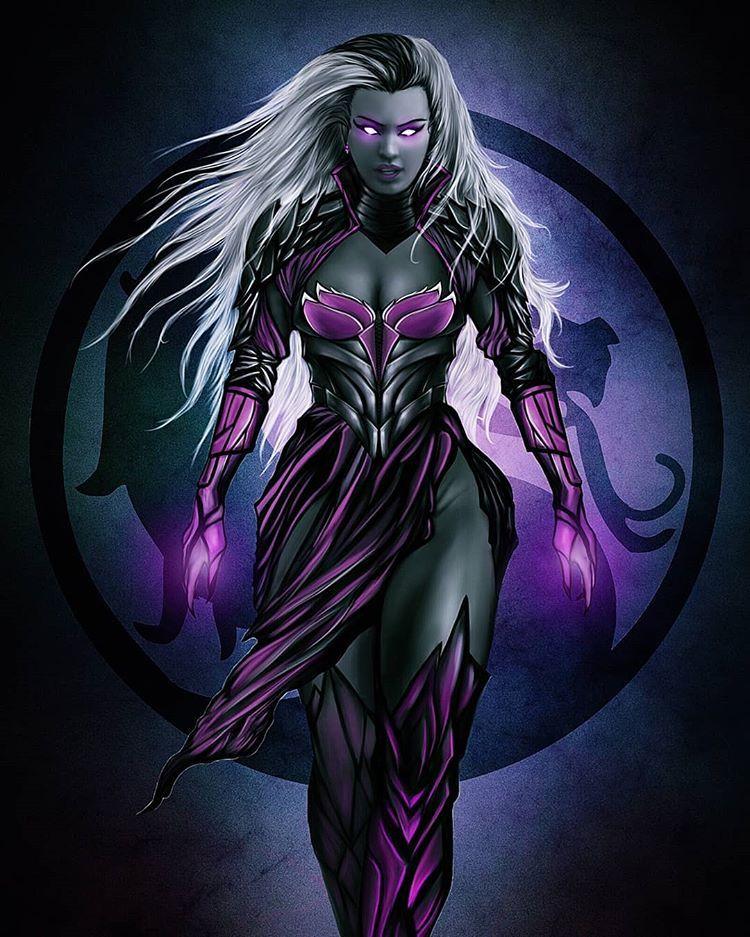 Get The Power Of The Empress Sindel Mk Mortalkombat
