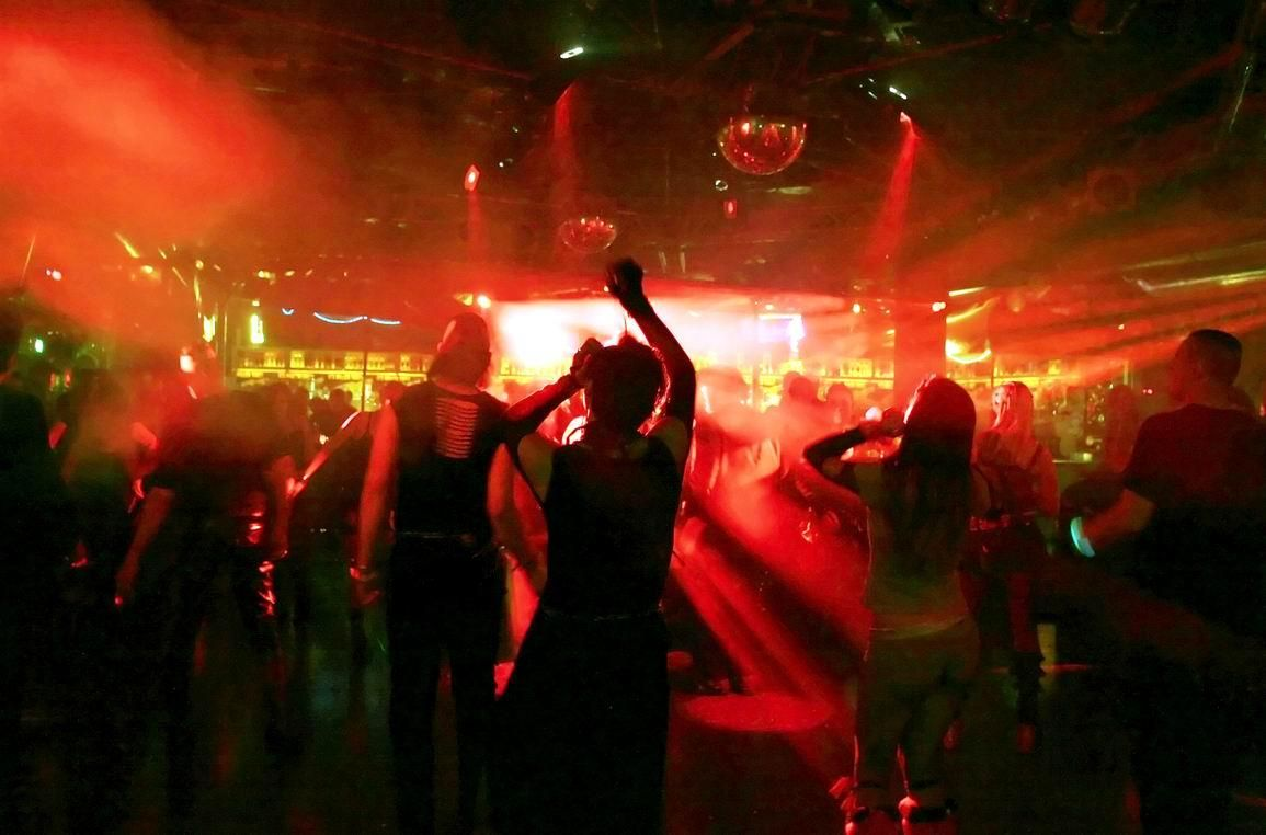 The Club Scene Night Life Paris Nightlife Book Trailers