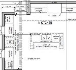 12x12 kitchen floor plans | Kitchen | Kitchen floor plans ...