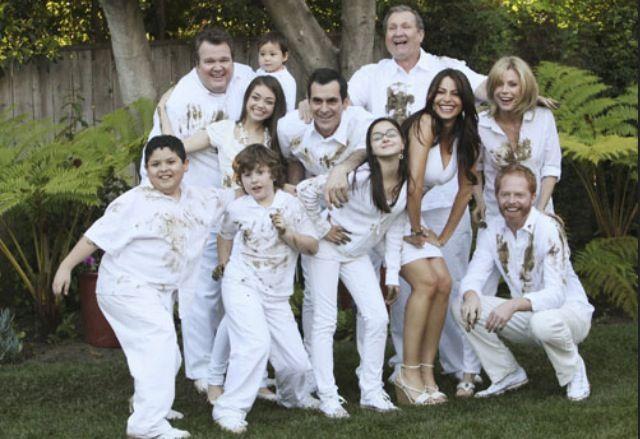 Modern Family Filmes Familia Moderna Atrizes