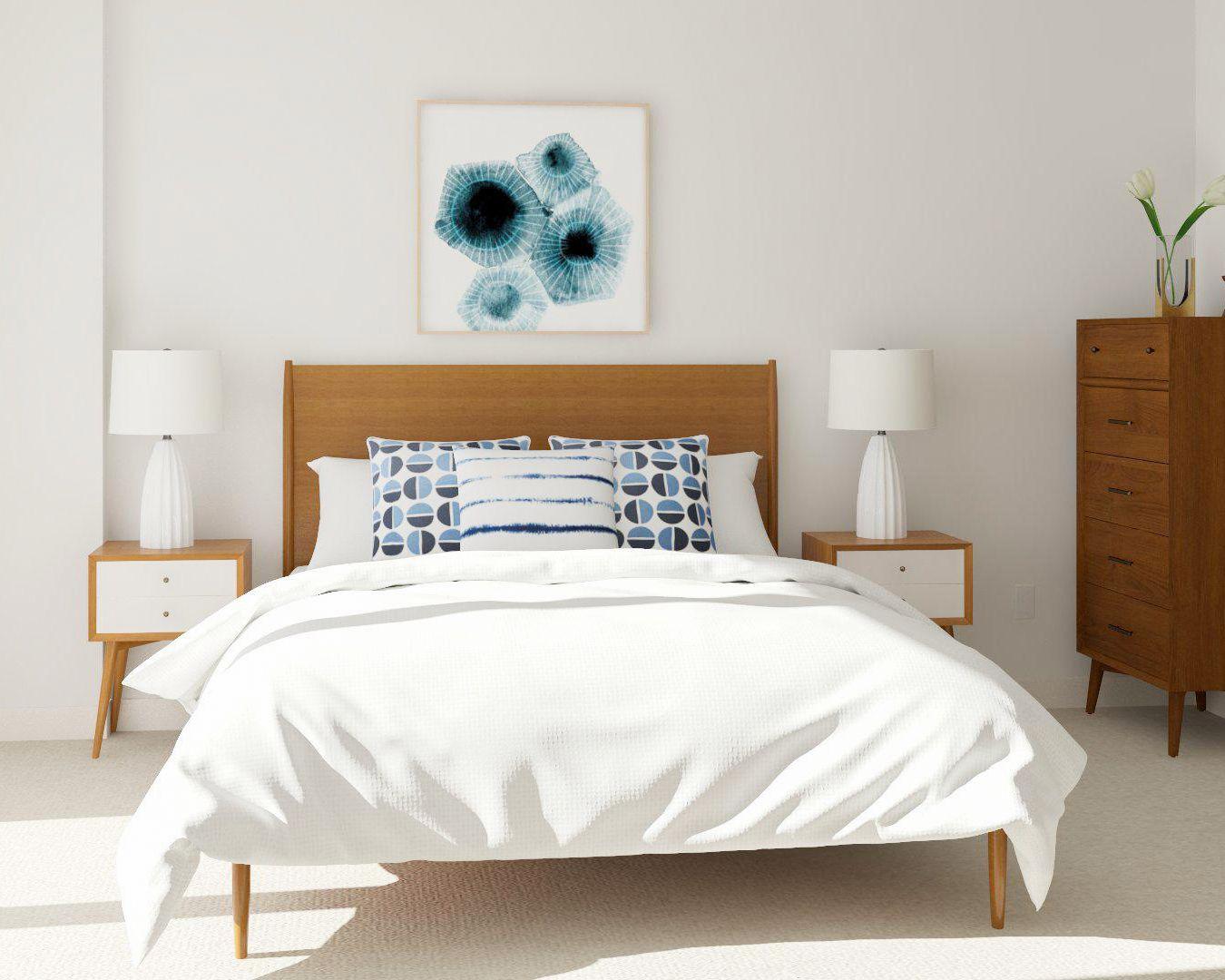 Mid Century Modern Home Design Diy Modern Bedroom Modern Bedroom Ideas Modern Bedroom Mid Century Modern Bedroom Design Eclectic Bedroom
