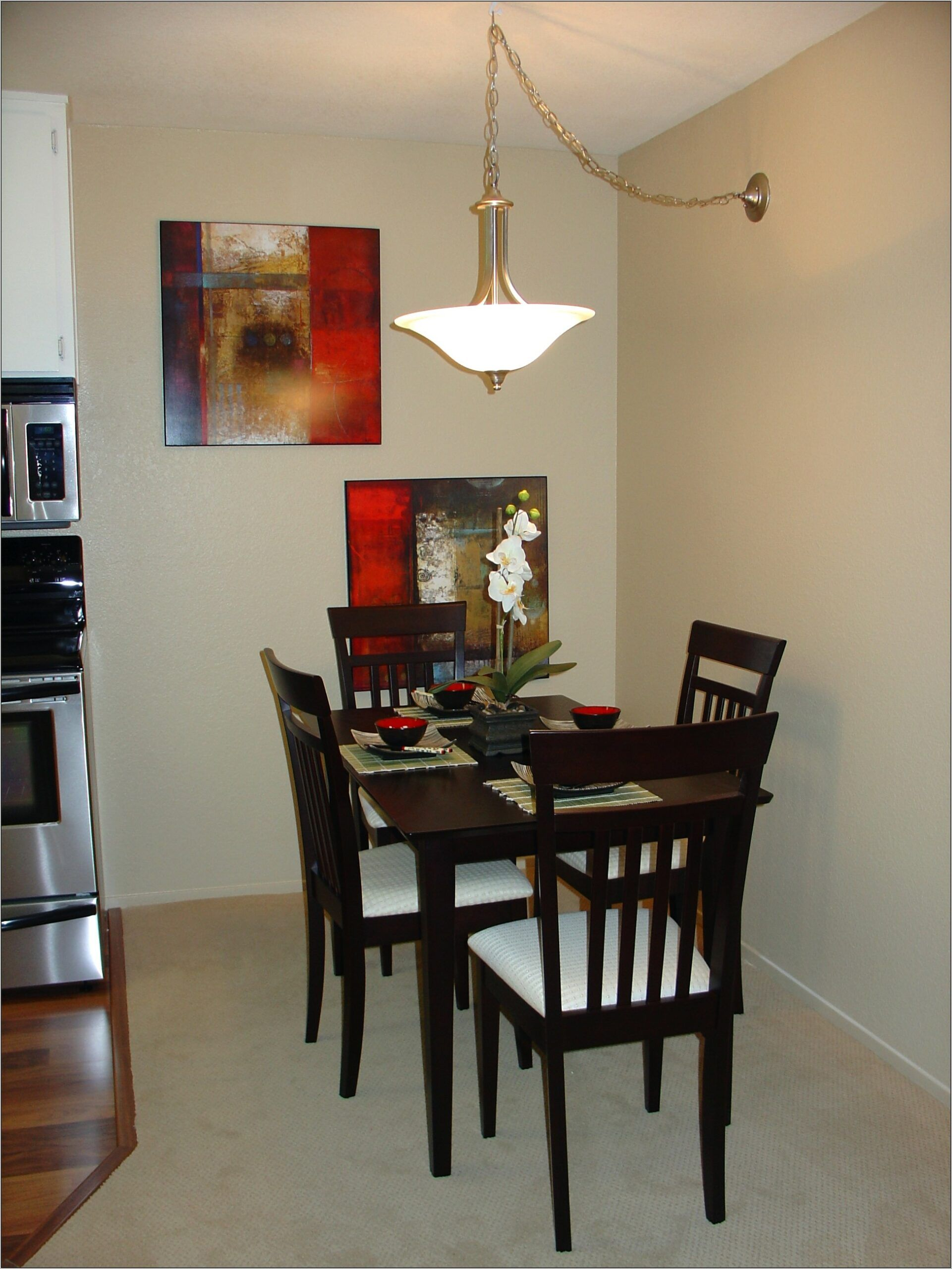 Small Living And Dining Room Decorating Ideas in 2020 ...