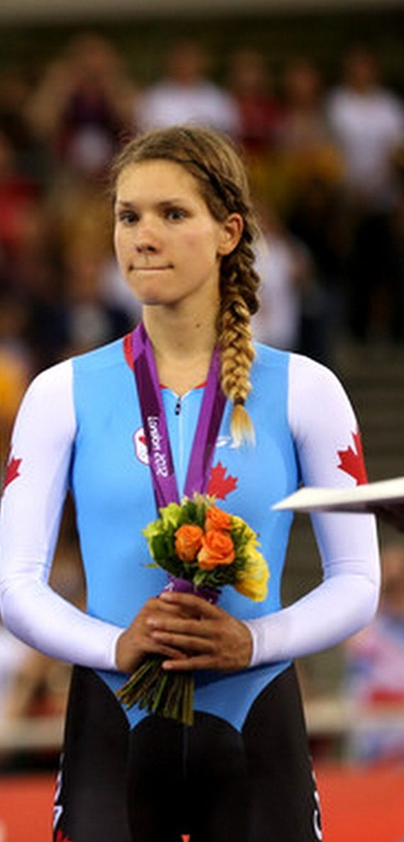 8 Memorable Female Athletic Hairstyles At London 2012 Olympics