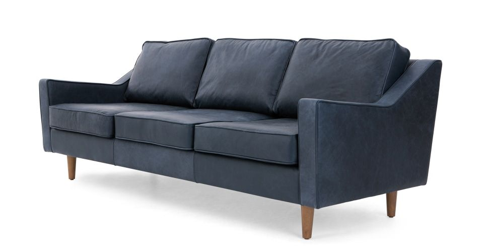 Dallas 3 Seater Sofa Charm Midnight