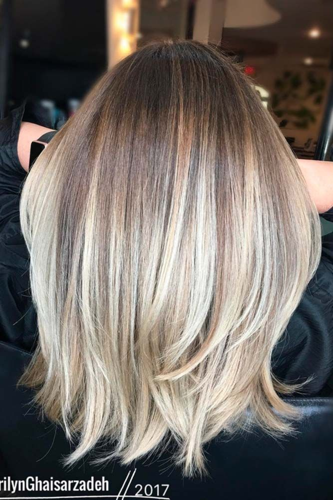 New Hair Ombre Ideas To Diversify Classic Brown And Blonde