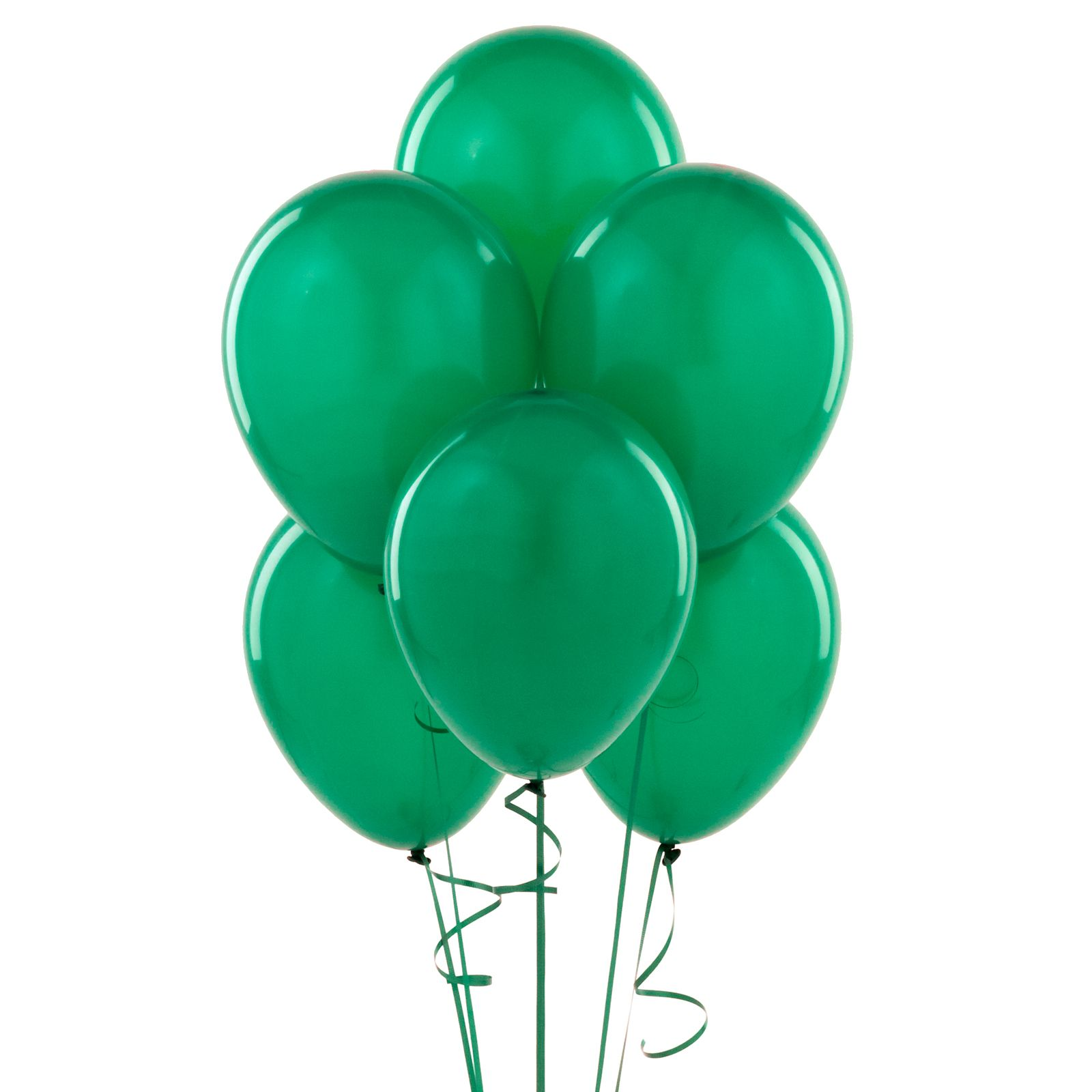 Jade Green Latex Balloons | Latex balloons, Jade green and Jade