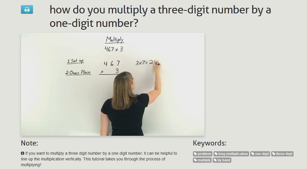 Math standard 4.NBT.5