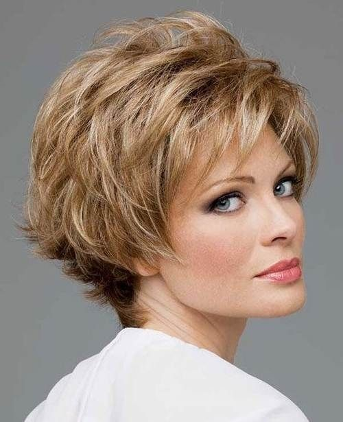Short Hairstyles 2015 Awesome 2016 Short Haircuts For Women Over 50Shorthaircuts  Hair