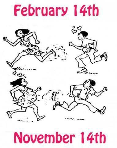 Happy Valentine Be Careful Birthday Quotes Funny Happy Valentines Day Quotes Humor Funny Quotes