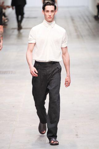 Pantalon from Costume National