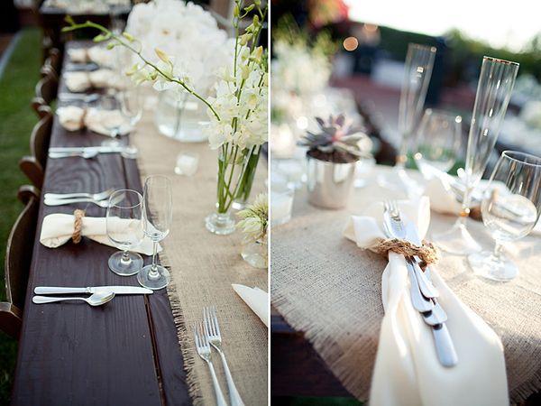 Hochzeitsdeko Rustikal schlichte und natürliche hochzeitsdeko friedatheres wedding