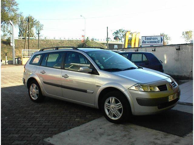 Vente Flash Renault Megane Estate 1.9 dCi 120 Luxe Privilège à 5900€ du garage Look Autos