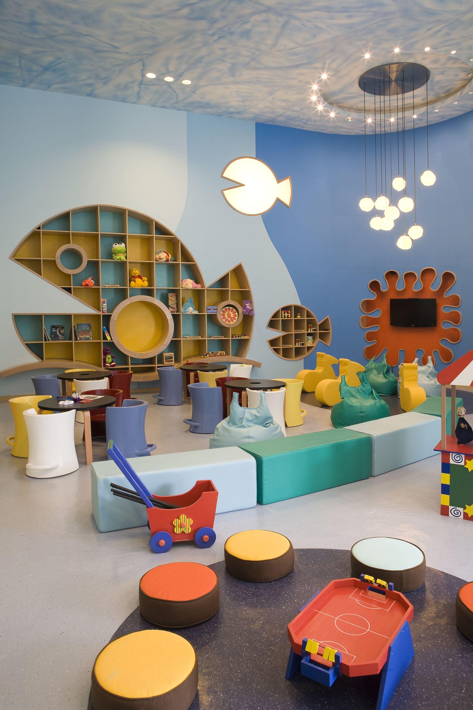 Ideas para decorar los jardines infantiles los mejores for Decoracion salon infantil
