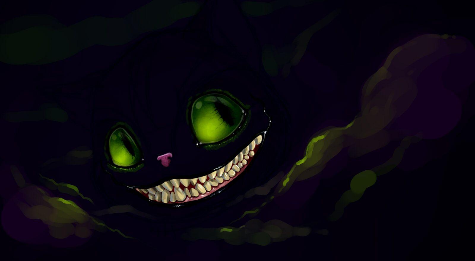Fantasy Alice In Wonderland Wallpaper In 2020 Cheshire Cat Cheshire Cat Wallpaper Cheshire Cat Smile