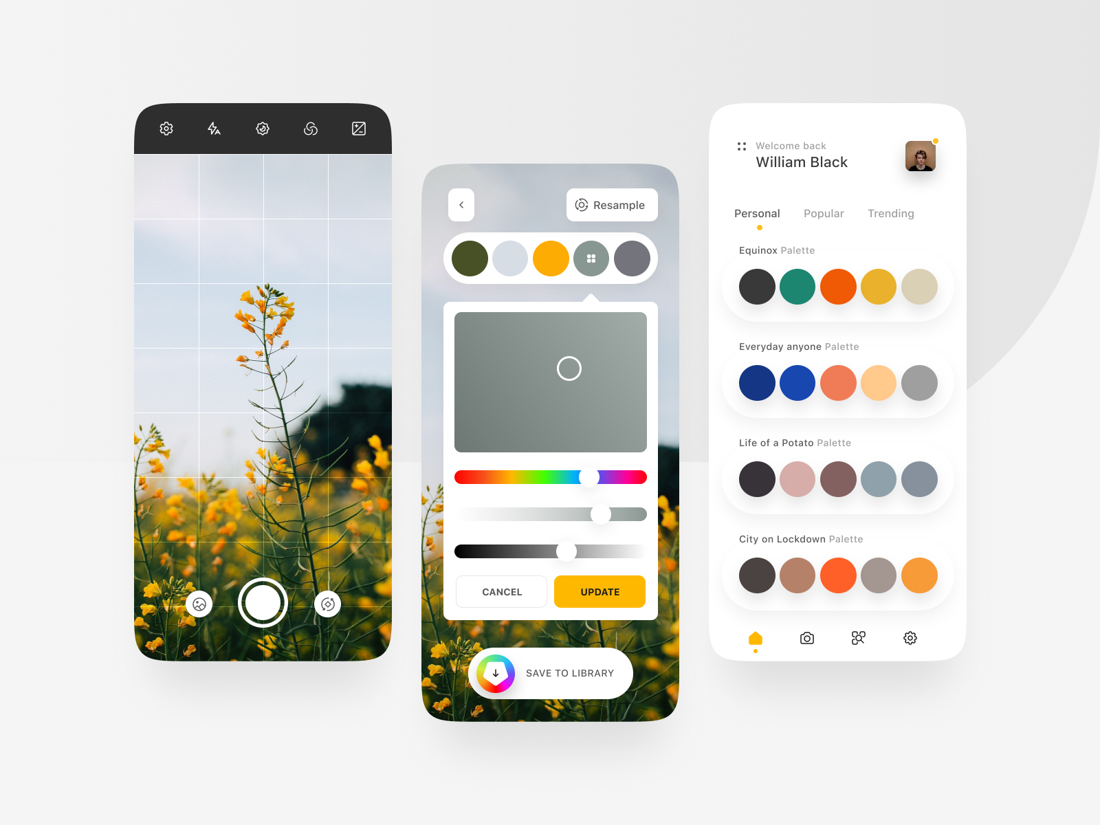 Spectrum Color Picker App Color picker, App, Color