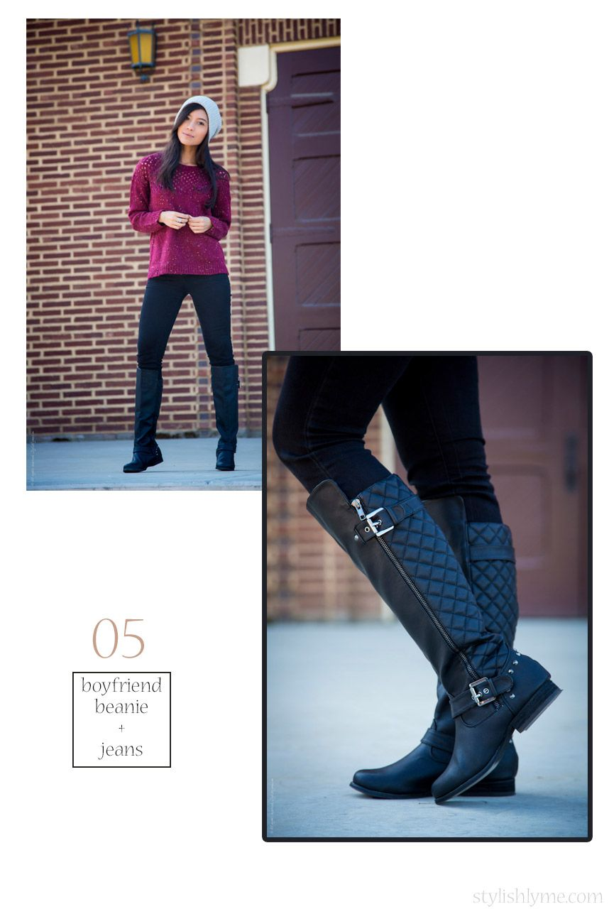 How to black wear boots with leggings best photo
