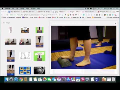 How to hide pinnable images on Squarespace - YouTube
