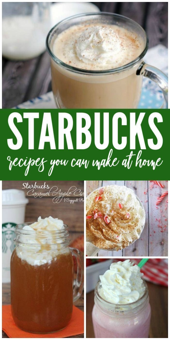 Copycat Starbucks Frappuccino Recipes, Apple Cider Recipes, Hot Chocolate Recipes and More you can DIY at home! #starbucksfrappuccino Copycat Starbucks Frappuccino Recipes, Apple Cider Recipes, Hot Chocolate Recipes and More you can DIY at home! #starbucksfrappuccino Copycat Starbucks Frappuccino Recipes, Apple Cider Recipes, Hot Chocolate Recipes and More you can DIY at home! #starbucksfrappuccino Copycat Starbucks Frappuccino Recipes, Apple Cider Recipes, Hot Chocolate Recipes and More you can #starbucksfrappuccino