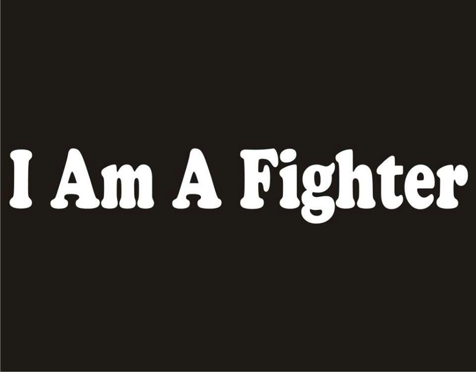 Im A Fighter Quotes Quotesgram Best Quotes Fighter Quotes