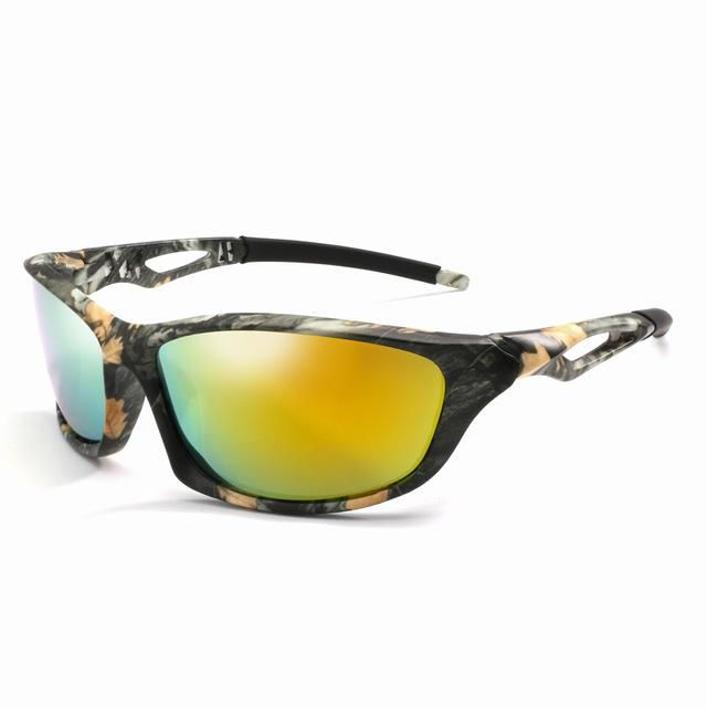 2708a49607de Long Keeper G- Kp1035 Sports Men Women Polarized Sunglasses Camo Hd Le –  FuzWeb