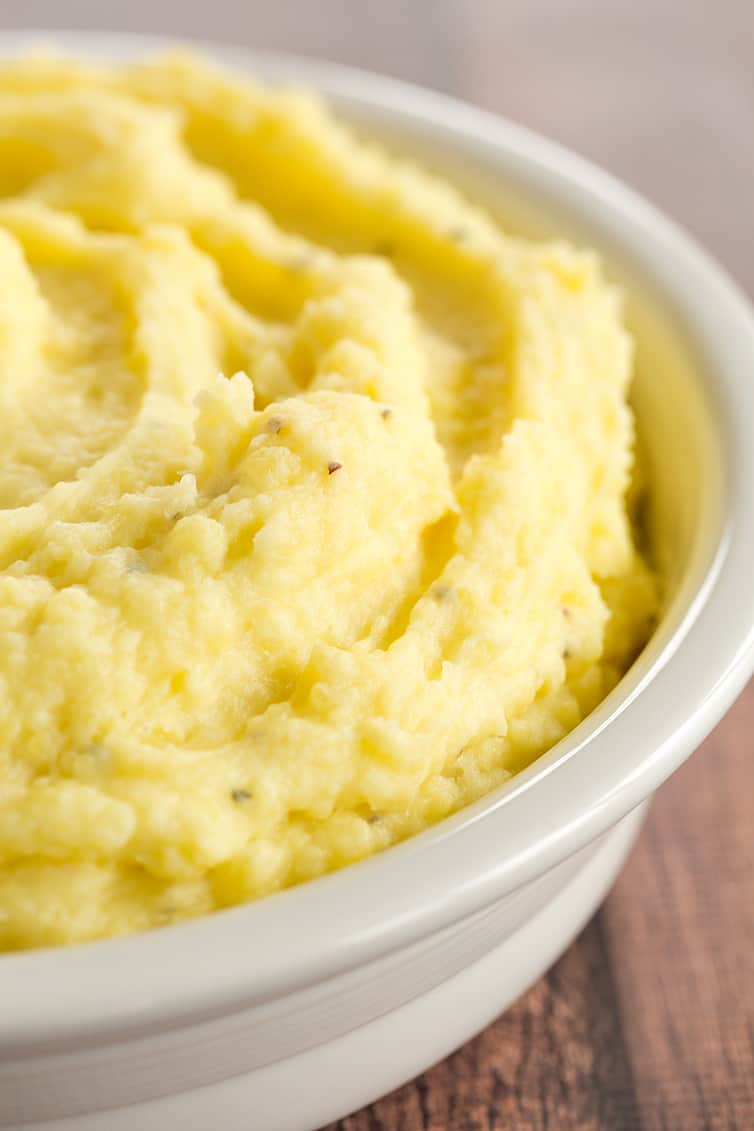 The Most Perfect Mashed Potatoes Brown Eyed Baker Recipe Best Mashed Potatoes Best Mash Potato Recipes Sausage And Mash