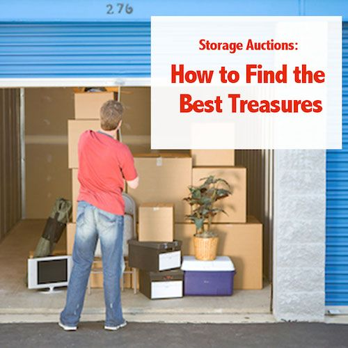 Awesome Storage Auction Tips Storageauction Storage Auctions Storage Unit Auctions Moving And Storage